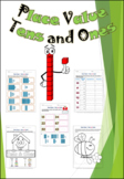Place Value - Tens and Ones Worksheets