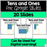 Place Value (Tens and Ones) for Google Slides | Distance Learning