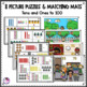Place Value Puzzle Activity Tens and Ones to 100