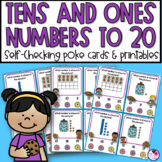 Place Value  Tens and Ones to 20 Activity 1.NBT.2