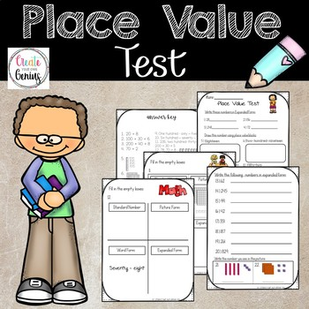 Place Value Test