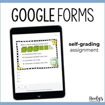 Place Value Test Prep Task Cards