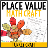 Thanksgiving Place Value Math Craft