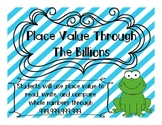 Place Value Through Billions Game