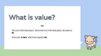Place Value Through Hundreds