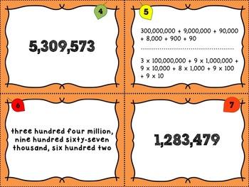 Place Value Through Millions