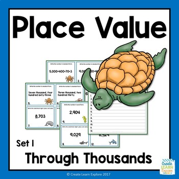 Place Value Through Thousands