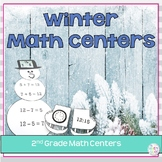 2nd Grade Winter Math Centers