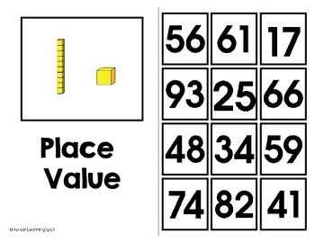 Place Value To The Tens Practice