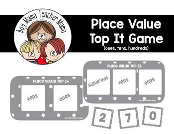 Place Value Top It