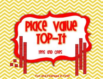 Place Value Top-It