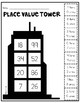 Place Value Tower {Ones & Tens}