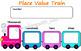 Place Value (Trains) Mats
