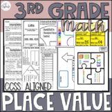 3rd Grade Math Place Value Unit