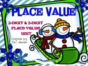Winter Place Value Unit