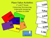 Place Value Unit 2nd Grade