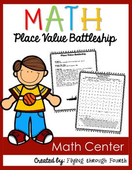 Place Value Unit: Assessments, Math Centers & Practice