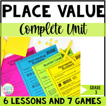 Place Value Unit Common Core | Place Value Lessons, Activities, and Games