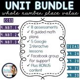 Place Value Unit MEGA BUNDLE
