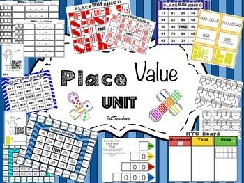 Place Value Unit Pack