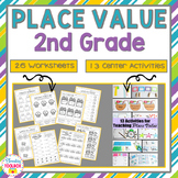 Place Value Unit-Second Grade Math