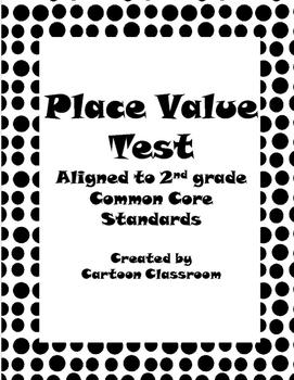 Place Value Unit Test