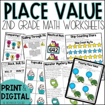 Second Grade Place Value Unit