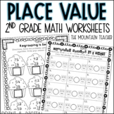 Place Value to 1000 Worksheets and Assessments   Printable