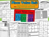 Place Value Unit from Lightbulb Minds