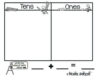 Place Value Using Ones and Tens