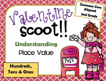 Place Value Valentine Scoot