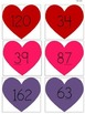 Place Value Valentine's Day Sort