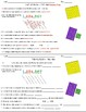 Place Value Vocabulary Worksheets and Assessments