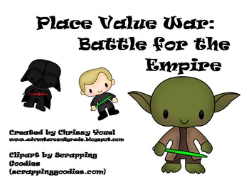 Place Value War:  Battle For the Empire