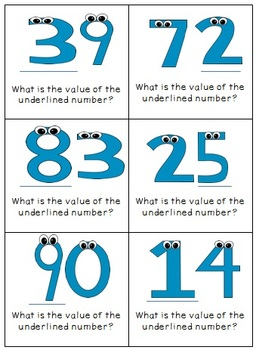 Place Value - What is the value?