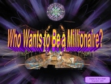 Place Value--Who Wants to be a Millionare