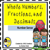 Whole Numbers, Fractions, and Decimals