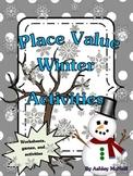 Place Value Winter Fun