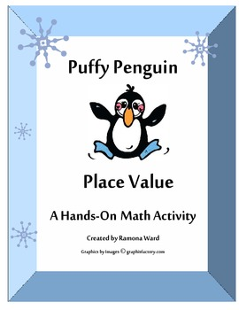 Place Value: Winter Themed Math Activity