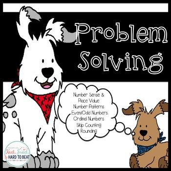 Place Value Problem Solving Performance Tasks