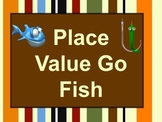 Place Value Word, Standard, and Expanded Form Math Game - Memory and Go Fish!