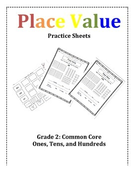 Place Value Worksheet Bundle