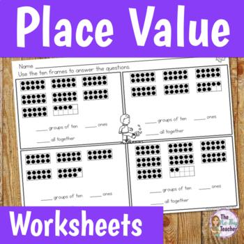 Place Value Worksheets