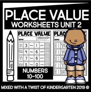 Place Value Worksheets - Unit 2
