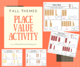 Place Value Worksheets (Fall)
