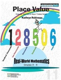 Place Value Worksheets - 3rd, 4th, 5th Grade Math Practice {FULL YEAR}