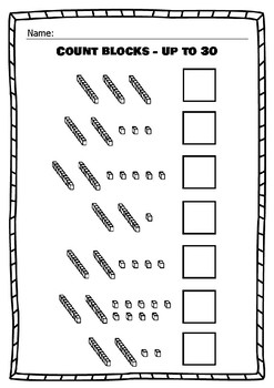 Place Value Worksheets (Number 1 to 99)