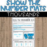 Place Value Worksheets 3rd Grade Thousands Number of the Day
