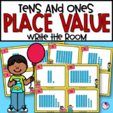 Tens and Ones   Place Value Write the Room Activity
