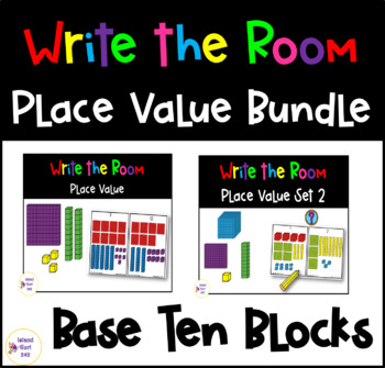 Place Value: Write the Room Bundle